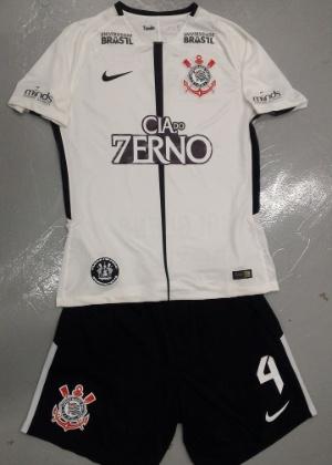 Corinthians deve seguir com mesmos patrocinadores em 2018