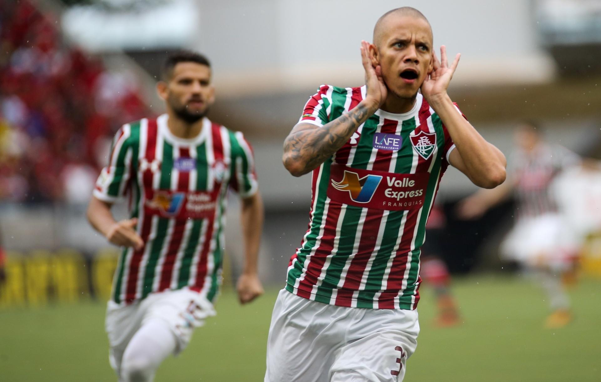 Fluminense vai jogar de luto para alertar sobre o feminicídio no Brasil -  Esporte - BOL 6cb58112dc44a