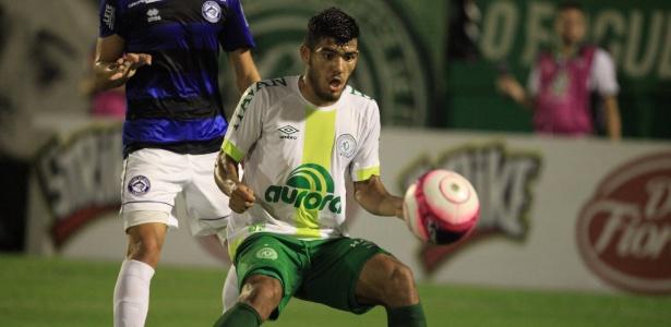 Primeiro gol de Bruno Silva como profissional saiu em 9 de fevereiro, contra o Tubarão