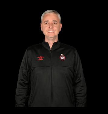 Tiago Nunes, treinador do Atlético-PR