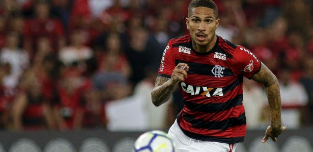 Guerrero está fora contra o Grêmio - Luciano Belford/AGIF