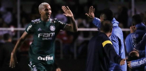 Deyverson será titular do Palmeiras contra o Boca Juniors no Allianz Parque - REUTERS/Paulo Whitaker