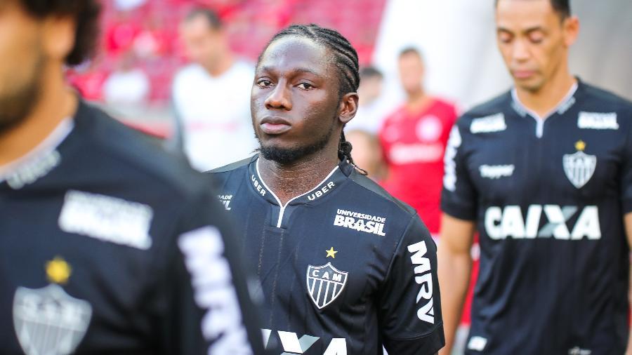Yimmi Chará, atacante do Atlético-MG, perdeu espaço em 2019 - Bruno Cantini/Divulgação/Atlético-MG