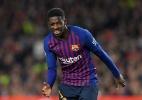 Para evitar atrasos, Barça proíbe Dembélé de desligar o celular, diz jornal - Lluis Gene/AFP