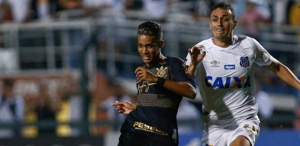 Santos defende sequência de quatro clássicos sem perder do Corinthians - Marcello Zambrana/AGIF