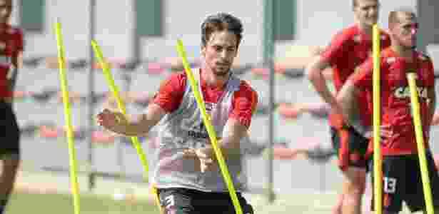 Rodrigo Caio foi o autor do terceiro gol do Flamengo na vitória por 3 a 1 contra o Boa Vista - Alexandre Vidal / Flamengo