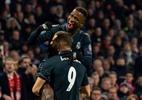 """Em estreia do """"BBV"""" na Champions, Vinicius e Benzema vão bem; Bale destoa - TF-Images/TF-Images via Getty Images"""