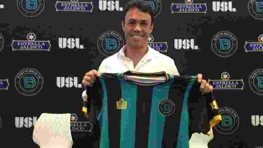"""Kléber Gladiador no Austin Bold: brasileiros """"invadem"""" soccer na gestão do esporte - Austin Bold/Site Oficial"""