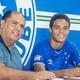 No Cruzeiro, filho de Ronaldinho é campeão sobre o Atlético-MG no sub-14
