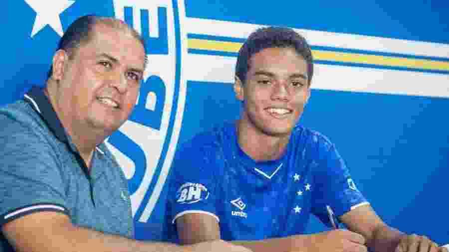 Gustavo Aleixo/Divulgação/Cruzeiro