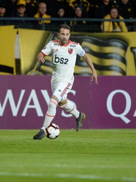 Everton Ribeiro - Alexandre Vidal / Flamengo - Alexandre Vidal / Flamengo