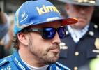 Alonso fica livre para a Indy 500 após término de contrato com a McLaren - Brian Spurlock-USA TODAY Sports