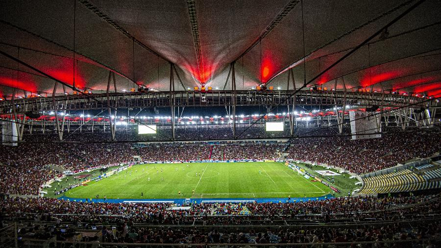RETORNO DA NAÇÃO! Prefeitura libera Maracanã com público em jogo do Flamengo na Libertadores