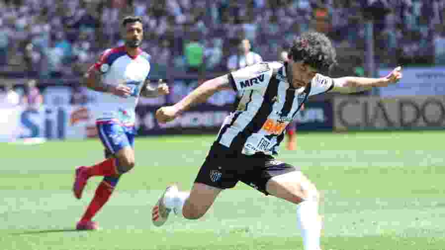 Às 21h desta quarta-feira (27), Atlético tem compromisso marcado contra o Bahia, na Fonte Nova - Fernando Moreno/AGIF