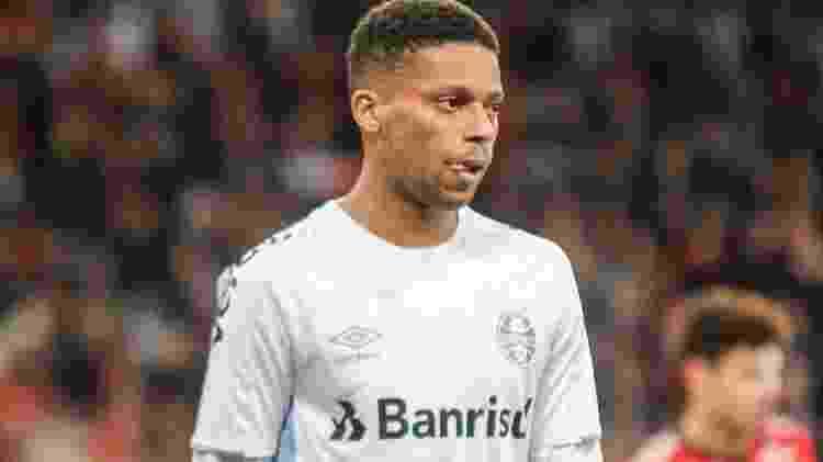 André não tem clima para ficar no Grêmio neste ano. Jogador deixará o clube - Gabriel Machado/AGIF - Gabriel Machado/AGIF