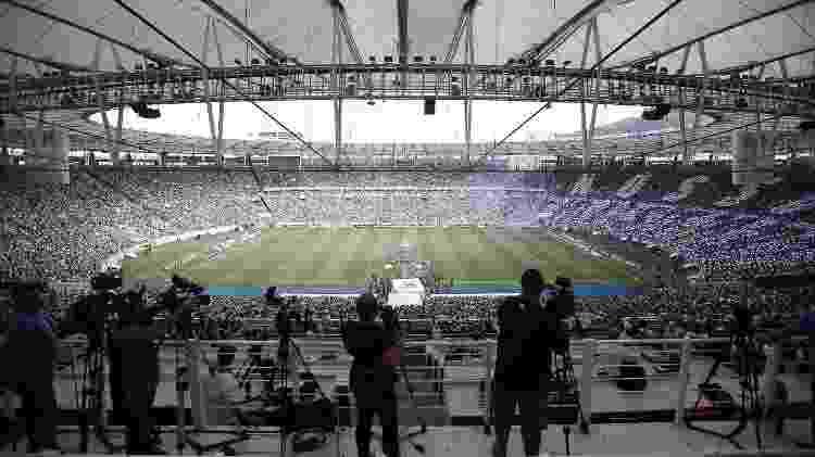 Mais de 67 mil presentes estiveram no Vasco x Chape na última rodada do Brasileiro do ano passado - Rafael Ribeiro / Vasco