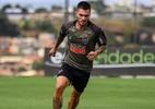Bancado por Sampaoli, Nathan projeta futuro com evolução no Atlético-MG