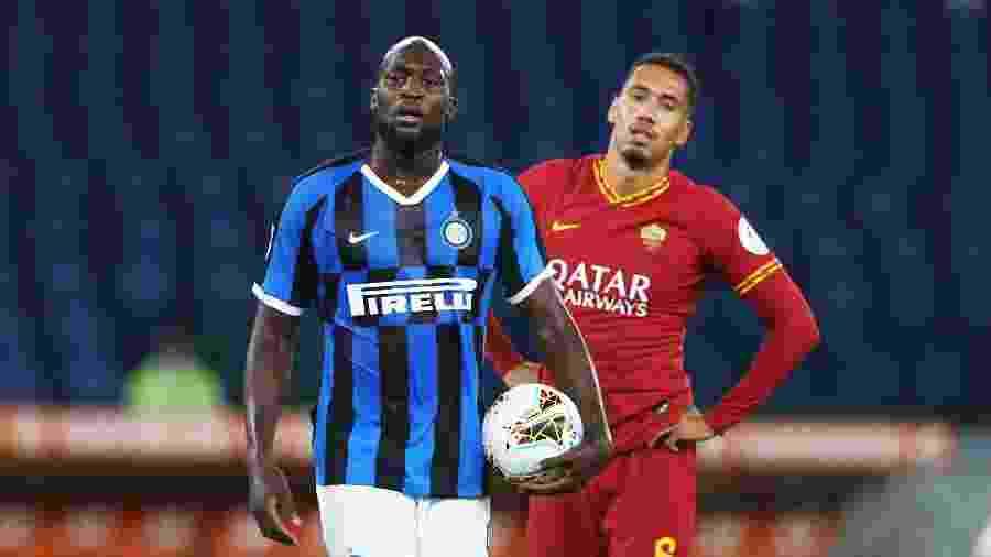Lukaku marcou aos 43 minutos do segundo tempo, mas não foi suficiente para a Inter vencer - Matteo Ciambelli/DeFodi Images via Getty Images