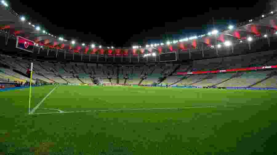 Maracanã pode voltar a receber público em Flamengo x Athletico - Alexandre Vidal / CRF