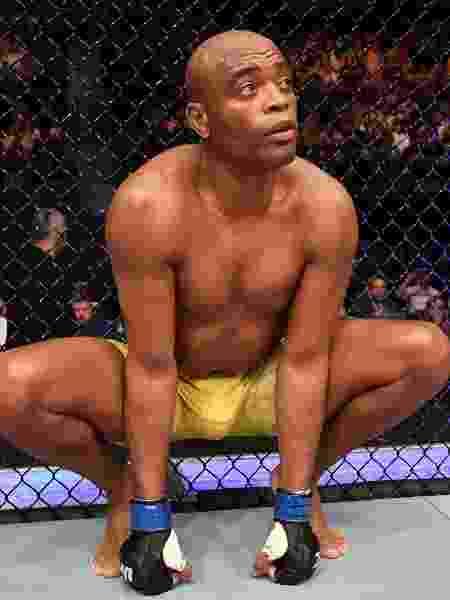 Anderson Silva, lutador do UFC - Jeff Bottari/Zuffa LLC via Getty Images