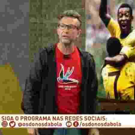 Neto cita morte de homem negro e chama Brasil de racista - Reprodução/Band