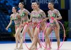 Conjunto brasileiro da ginástica rítmica é convocado para as Olimpíadas