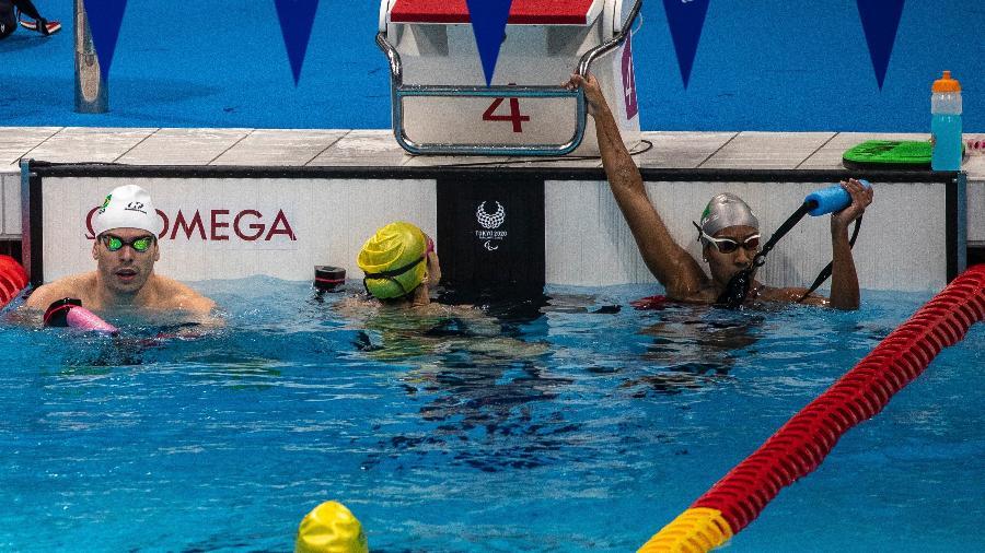 Atletas brasileiros treinam antes do início das Paralimpíadas de Tóquio - Ale Cabral/CPB