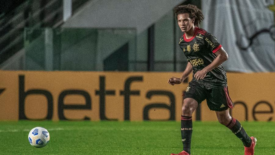 Números mostram a importância de Willian Arão para o Flamengo
