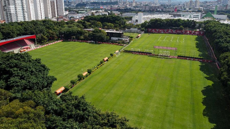 São Paulo terá mudanças na hierarquia e equipamentos novos no CT da Barra Funda a partir de dezembro - Marcello Zambrana/AGIF