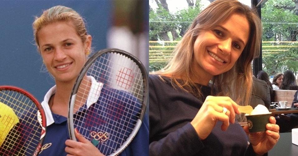 A ex-tenista Vanessa Menga foi outra musa do esporte que estampou a capa da Playboy