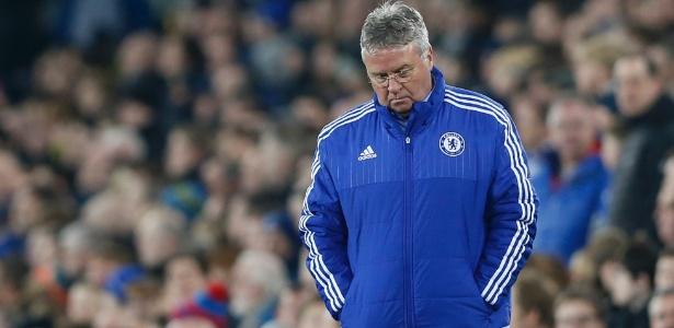 Guus Hiddink relevou ter recusado proposta do Leicester no início da temporada