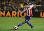 Agora adversário, Romero comemora apoio de torcida na Arena Corinthians - Gary A. Vasquez/USA TODAY Sports