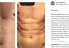 Rivaldo faz dieta e trabalho com fisiculturista pra recuperar
