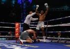 Brigas, prisão e maconha: estrela do boxe foi de pedreiro a ouro olímpico - Reuters / Andrew Couldridge