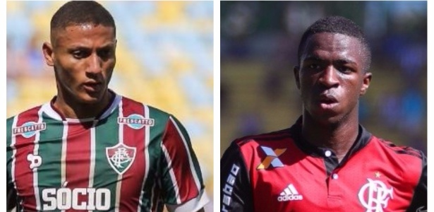 Richarlison x Vinicius Júnior: duelo de garotos valiosos no Maracanã