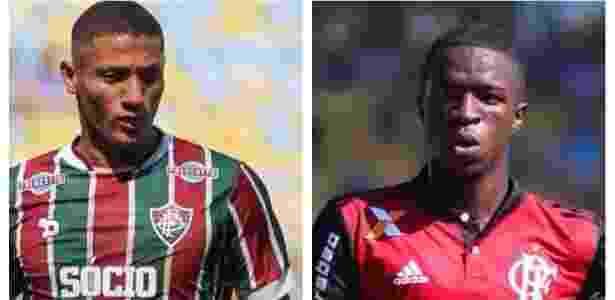 Richarlison x Vinicius Júnior: duelo de garotos valiosos no Maracanã - Nelson Perez / Gilvan de Souza