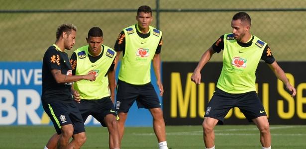 Seleção brasileira irá treinar depois do jogo contra a Bolívia