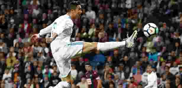 Cristiano Ronaldo - Juan Medina/Reuters - Juan Medina/Reuters