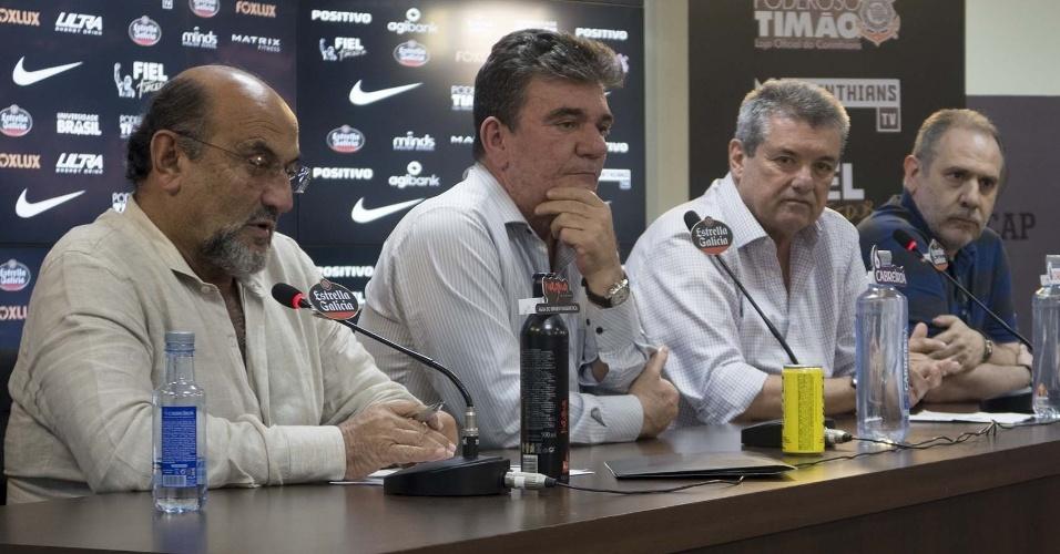 Direitos de transmissão | Globo antecipou R$ 10 mi de receita para ajudar o Corinthians