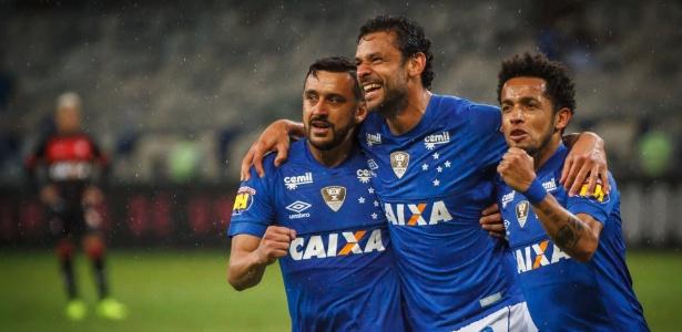 Nas últimas três partidas, Fred marcou três gols e deu duas assistências no Cruzeiro - Vinnicius Silva/Cruzeiro