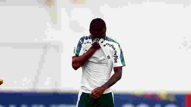 Felipe Pires, atacante do Palmeiras  - Thiago Calil/AGIF - Thiago Calil/AGIF