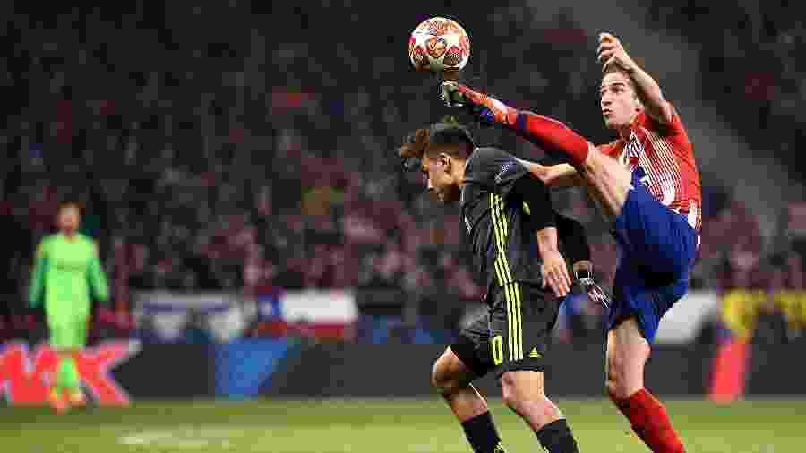 Filipe Luís compara torcidas de Atlético de Madri e Corinthians
