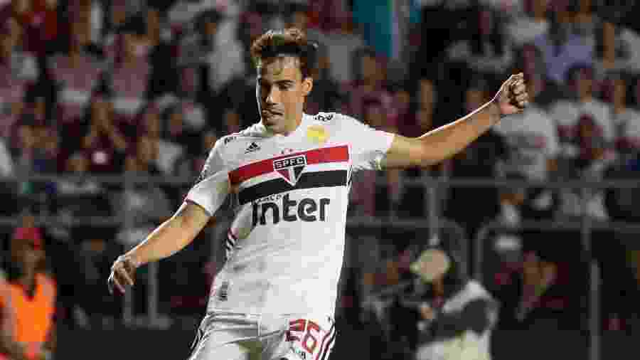Igor Gomes se destacou no Campeonato Paulista atuando como meia - Marcello Zambrana/AGIF