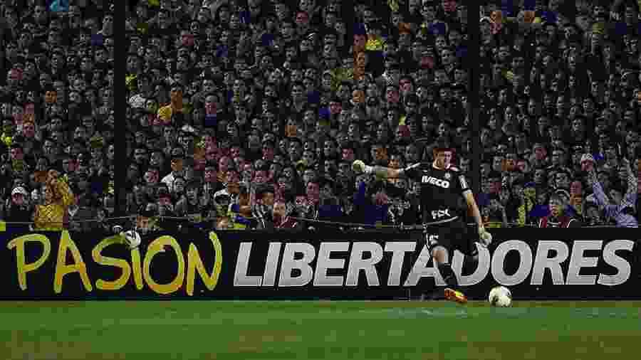 Final de 2012 será um dos jogos reprisados pelo canal de televisão - Daniel Augusto Jr/Ag. Corinthians