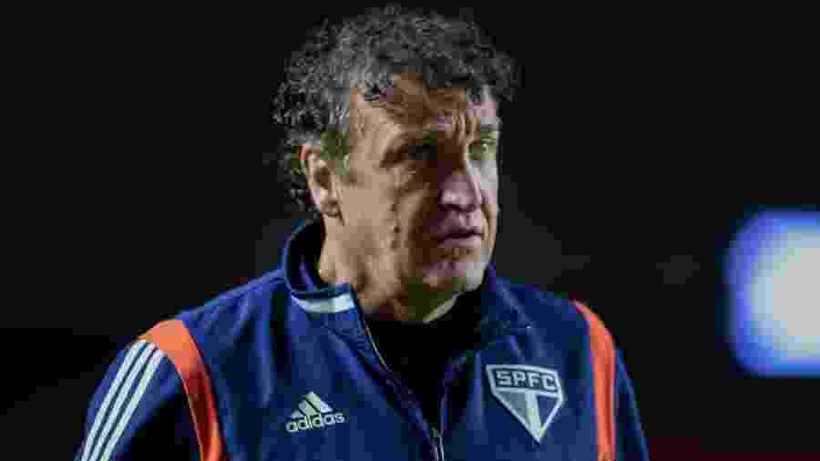 Cuca, técnico do São Paulo - Marcello Zambrana/AGIF