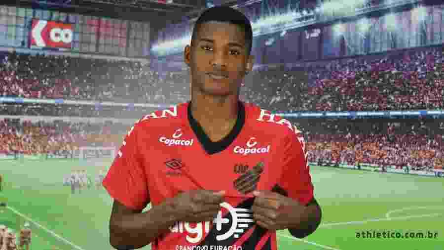 Recém-contratado Abner é uma das novidades da lista - Maurício Mano/Athletico Paranaense