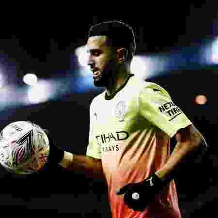 Itens da casa de Mahrez, meio-campista do Manchester City, foram furtados - Reprodução/Instagram