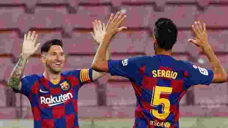 Messi Barcelona - REUTERS/Albert Gea - REUTERS/Albert Gea
