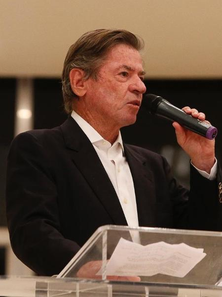 Presidente do Vasco, Jorge Salgado - Rafael Ribeiro / Vasco