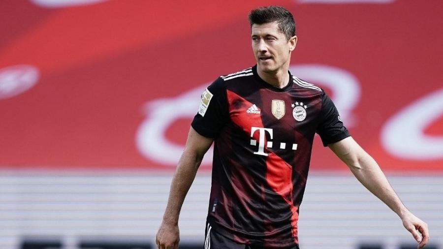 Lewandowski está a 4 gols de igualar recorde histórico de Gerd Müller - AFP